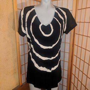 Kenneth Cole tye dye look, t shirt, xl